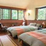 【2名様向け】自然に囲まれた開放的な空間をゆっくり過ごすお土産つき宿泊プラン!!